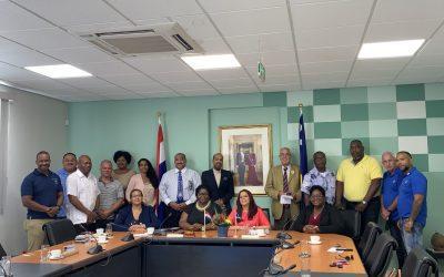 'CGOA algu úniko den Latino Amérika i Karibe?'